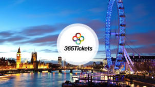 5% Off Selected Bookings with 365 Tickets