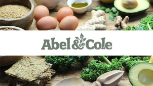Free Cookbook plus 4th Box Free with First Orders at Abel & Cole