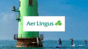 London to Dublin Flights from £29.99 at Aer Lingus