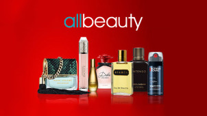 Up to 50% off Perfume, Skincare and Make Up Plus Free Delivery on Orders Over £20 at allbeauty.com
