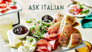 2 Courses for £10.95 (times/locations vary) at ASK Italian