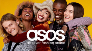 Free Delivery on Orders Over £20 at ASOS