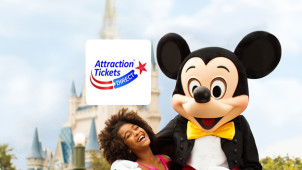 Up to £100 off Per Person 14 Day Orlando Theme Park Combo Tickets for the Price of 7