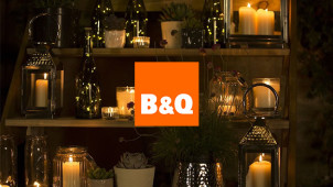 £5 Off Orders Over £30 at B&Q