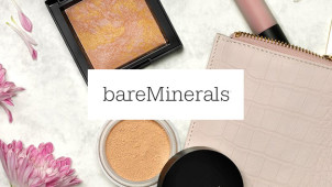 £10 Off Orders Over £45 at bareMinerals