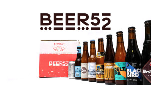 1 Month Gifts for £24 at Beer52