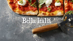 33% off Food at Bella Italia