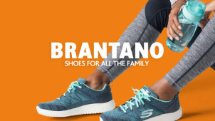 20% Off Orders Over £20 Plus Free Delivery at Brantano Footwear