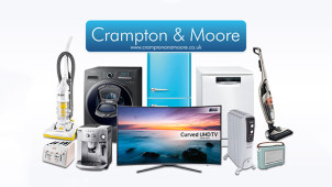 £15 off Orders over £350 at Crampton and Moore