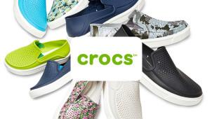 Slevový kupon -25% na váš nákup bot značky CROCS