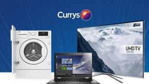 £10 Off Large Kitchen Appliance Orders Over £250 at Currys
