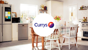 £75 Off Large Appliances £750 and Over at Currys