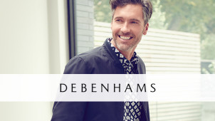 10% off Orders Over £30 at Debenhams
