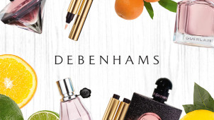 10% Off Orders Over £50 Including Up to 25% Off Spectacular at Debenhams