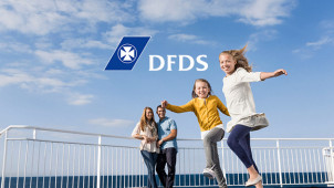 25% Off Travel from Dover-Dunkirk and Calais until December at DFDS Seaways