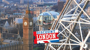 £10 Off Orders Over £101 at Discount London