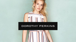 15% Off Orders with Newsletter Sign Up at Dorothy Perkins