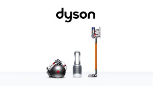 Find €170 off on Selected Dyson Vacuums at Dyson