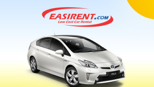 10% Off Car Hire Bookings at Easirent