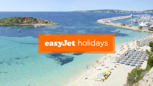 £40 Off Holidays Over £800 at easyJet Holidays