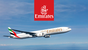 Up to 70% Off Selected Bookings at Emirates