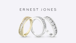 £100 Off Your Next Order with Orders Over £100 at Ernest Jones