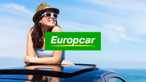 Up to 20% Off Car Hire at Europcar