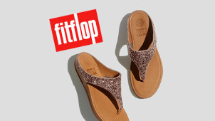 Up to 50% Off in the Sale at FitFlop