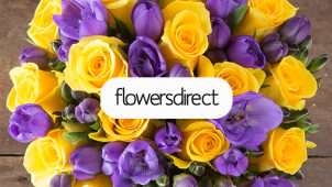 14% off Orders at Flowers Direct