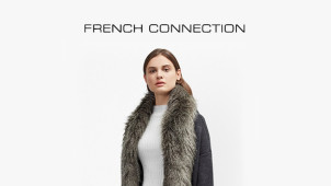 10% off Sale Menswear and Womenswear at French Connection