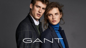 10% off First Orders Plus Free Delivery at GANT