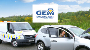 £15 Gift Card Plus 2 Months Free Breakdown Cover at GEM Motoring Assist