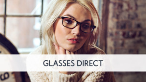 40% Off Frame Orders Over £49 at Glasses Direct