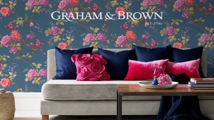 15% Off Orders Over £80 at Graham and Brown