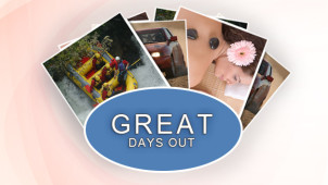 Find 50% Off Selected Experiences at Great Days Out