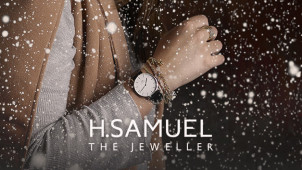 Up to 50% off in the Sale at H Samuel