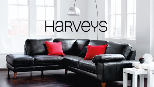Up to 50% Off in the Sale at Harveys Furniture Store