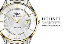 £15 off Orders Over £200 at House of Watches