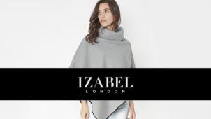 20% Off Orders Over £20 at Izabel London