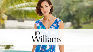 20% Off First Order at JD Williams