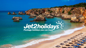 £100 off Per Person on All Holidays at Jet2holidays