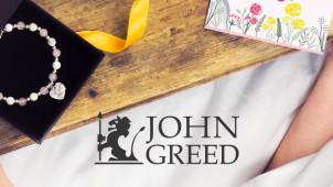 20% off Orders at John Greed Jewellery
