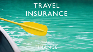 Up to 20% Off Online for New Customers at John Lewis Travel Insurance