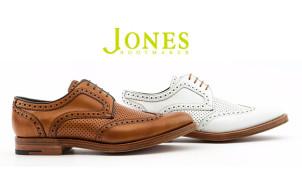 20% off Orders Over £100 at Jones Bootmaker