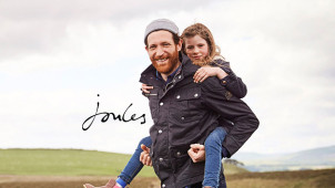 £10 off Orders Over £40 at Joules