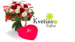 Slevový kupon -10% na nákup od Kvetiny Express