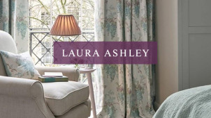 Up to 50% off in the Laura Ashley Winter Sale