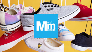 Up to 85% Off in the Warehouse Shop at M and M Direct IE