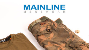 Find 50% Off in the Summer Sale at Mainline Menswear