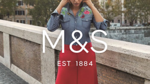 10% off Clothing, Shoes and Homeware at Marks & Spencer